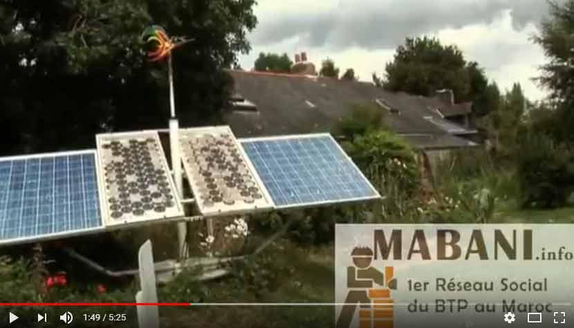 Maison cologique et autonome le blog de mabani - Maison ecologique autonome ...