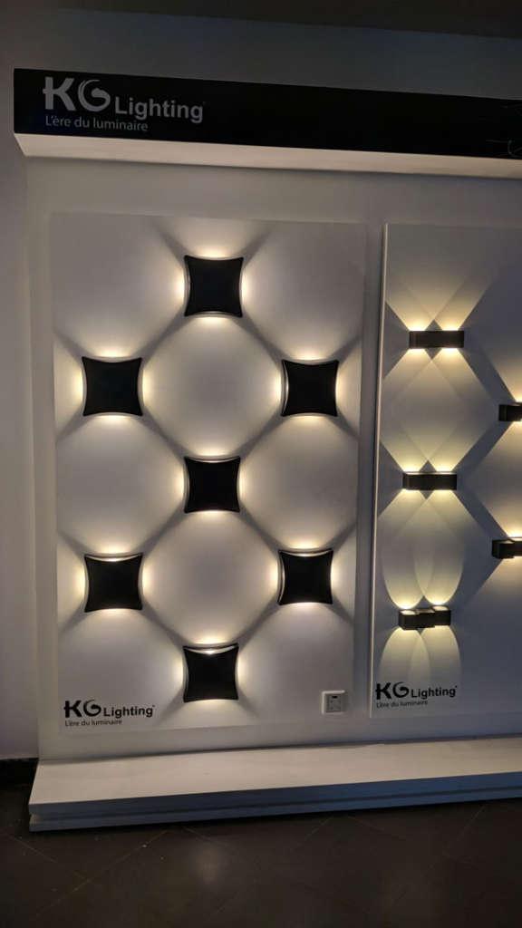 Luminaires KGlighting Elecmar