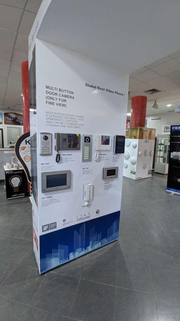 Interphones individuels et collectifs Elecmar