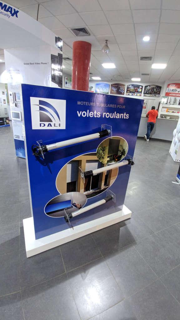 Motorisations pour volets roulants Elecmar