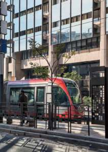 mafoder mobilier urbain tramway