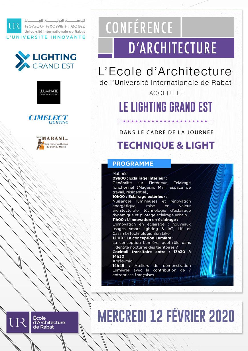UIR & Lighting Grand Est 12 février 2020