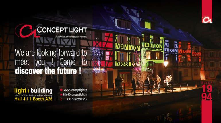 Concept Light francfort