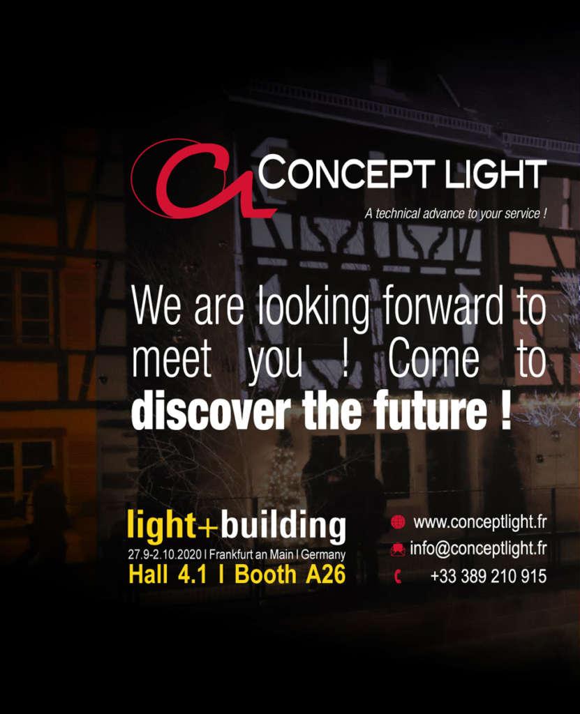 Concept Light francfort carre
