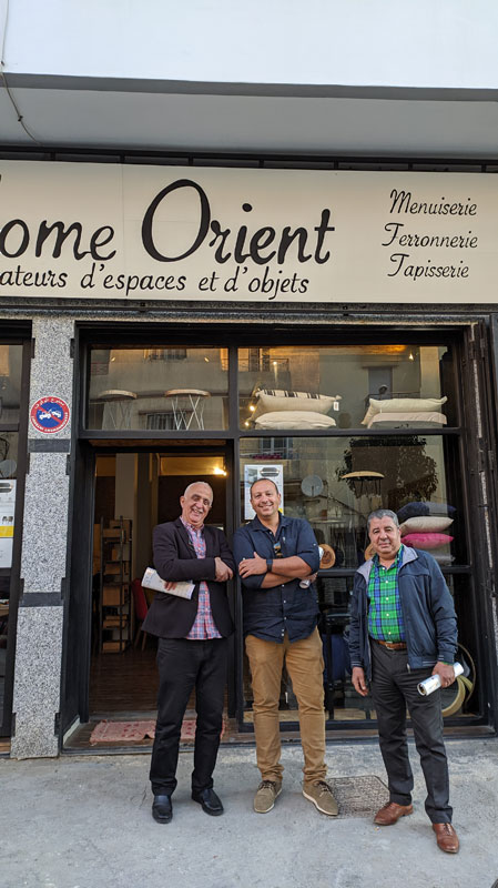 Home Orient croa Tanger