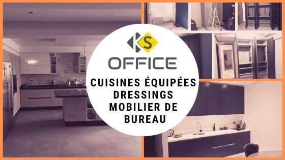 KSOFFICE cuisines equipees dressings mabani