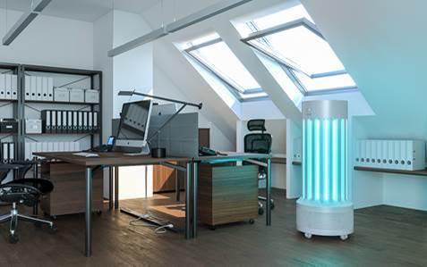 STERILUV+ par conceptlight