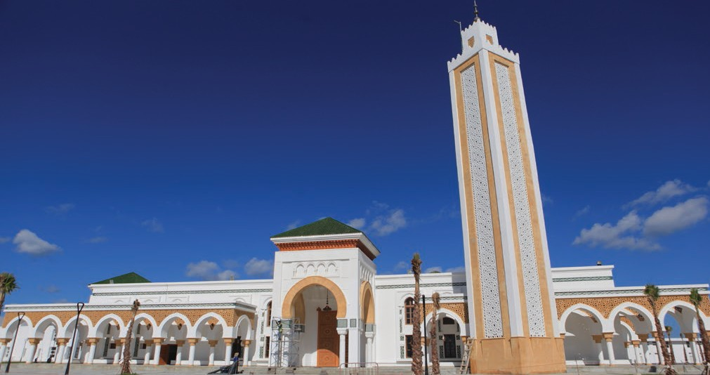 copref mosquee port tanger ville