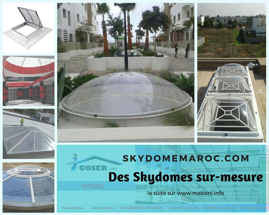 SKYDOMEMAROC.com mabani