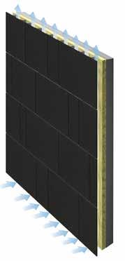 Equitone eternit facade ventilee