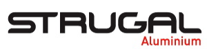 strugal aluminium logo mabani