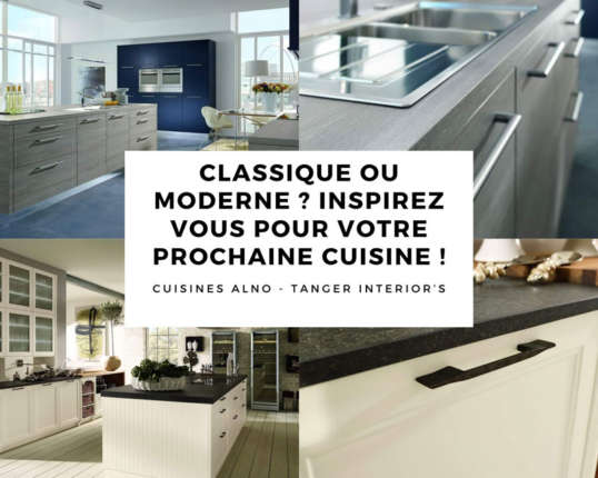 Featured Cuisines Alno Tanger Interiors mabani.info mabani.ma